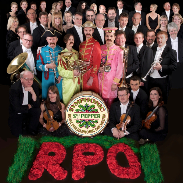 Royal Philharmonic Orchestra do Sgt Pepper
