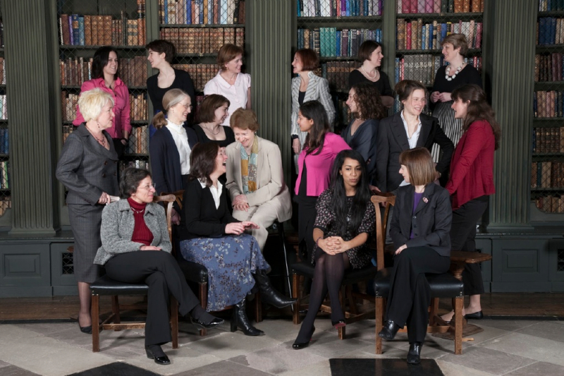 The Female Fellows of All Souls College, Oxford