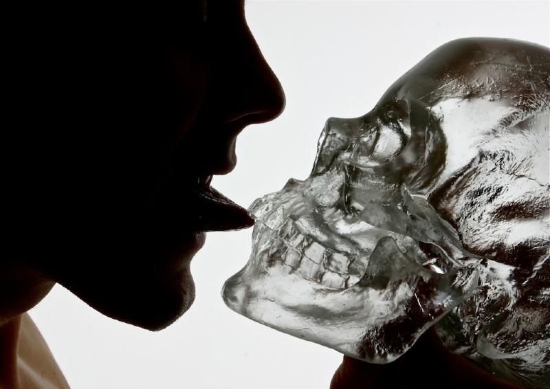 Skull and Tongue